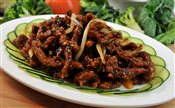 Spicy Crispy Shredded Beef