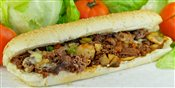 Classic Philly Cheese Steak