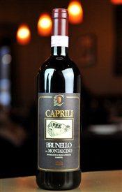Caprili Brunello di Montalcino 2001