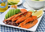 Salmon Plate Meal