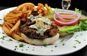 Blue Cheese & Bacon Burger