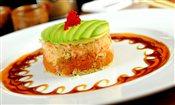 Sushi Tiramisu