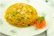 Thai Seafood Fried Rice