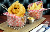 French Fries, Onion Rings