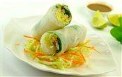 Veggie Cold Roll (1pc)