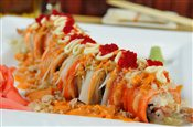 Sunset Crab Roll