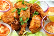 Tandoori Chicken (Full)   $15.99