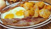 2 Eggs & Bacon