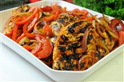 Smoked Sweet Paprika Grilled Chicken Breast