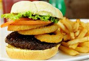 40 Creek Burger