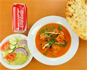 Butter Chicken & Naan Combo