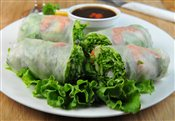 Cold Shrimp Roll