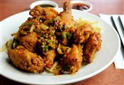 Hot & Spicy Chicken Wings (12pcs)