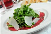 Carpaccio of Beef Tenderloin
