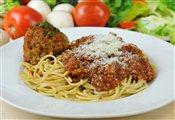 Meatball Spaghetti