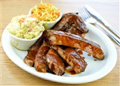 BBQ Combo Plate
