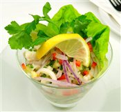Seafood Mixed Cup