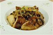 Pan Fried Mixed Mushroom with Butter