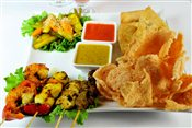 Matahari Platter for Two