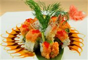 Spicy Salmon Dragon (8pcs)