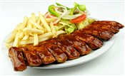 Full Rack Rib Meal   $na