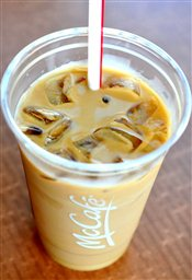 Vanilla Ice Coffee