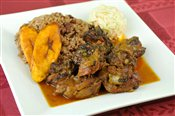 Stew Chicken   $8.25