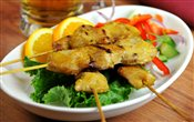 Thai Satay (Chicken)