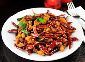 Sichuan Fried Chicken