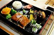 Tofu Steak Teriyaki