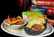 American-Tomato-Cider Meatloaf