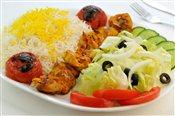 Chicken Leg Kebab