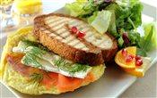 Pacific Breakfast Sandwich