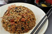 Grilled Eel Fried Rice