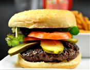 Beef Burger- Pure Burger