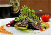YUZU Tataki Salad