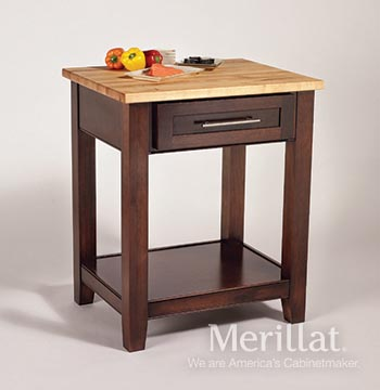 30 Inch Chopping Block Table