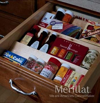 Base Spice Drawer Insert