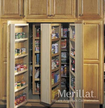 Tall Multi-Storage Pantry