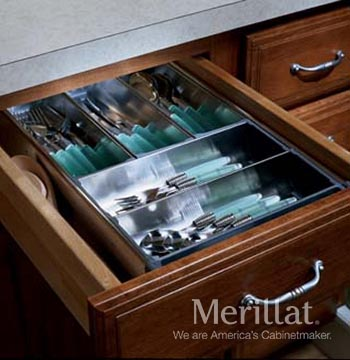 Base Stainless Cutlery Divider Kit