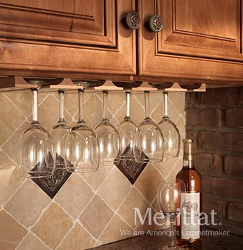 Wall Wine Stemmed Glass Holder