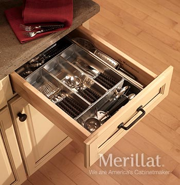 Base Stainless Steel Drawer Divider