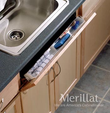Base Tilt Out Sink Tray
