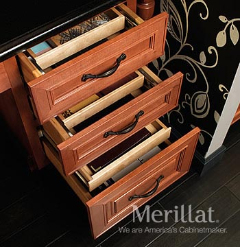 Base Desk Multi-Storage Drawer Cabinet