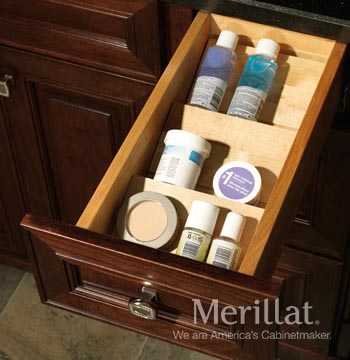Base Vanity Drawer Storage Kit