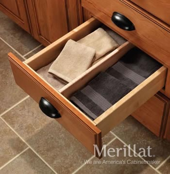 Base Drawer Partition