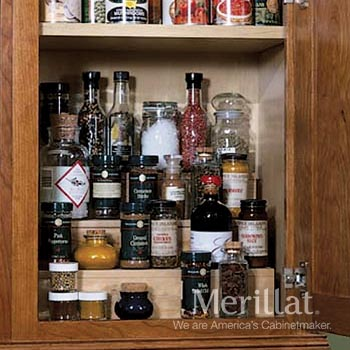 Wall Tiered Storage Shelf