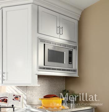 Wall Microwave Cabinet