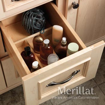 Base Vanity Drawer Divider