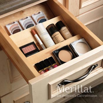 Base Vanity Drawer Storage